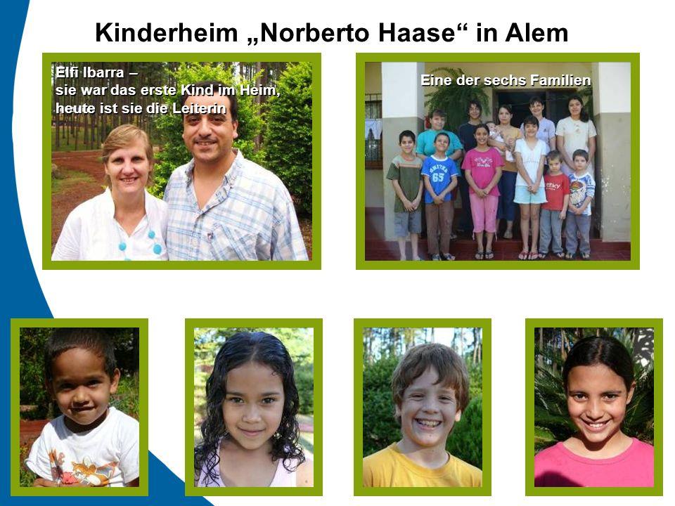 """Kinderheim """"Norberto Haase in Alem"""