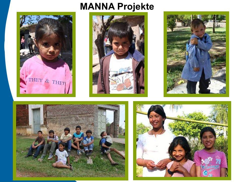 MANNA Projekte