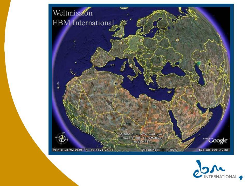 Weltmission EBM International