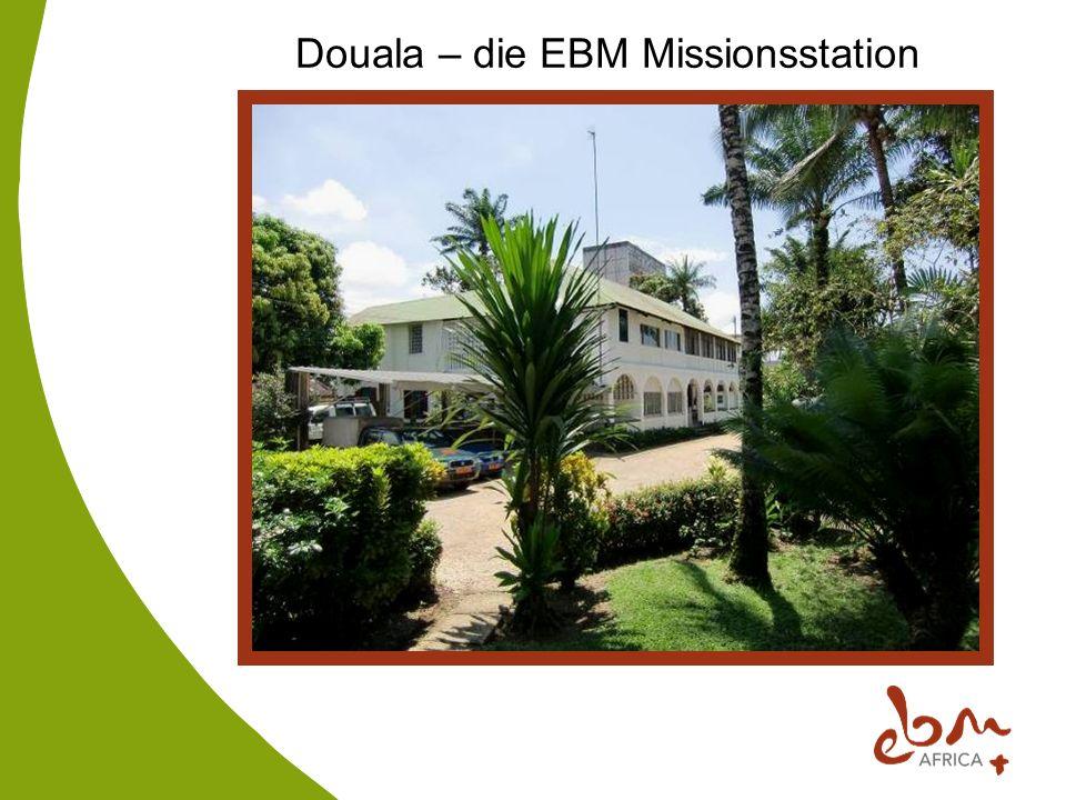 Douala – die EBM Missionsstation