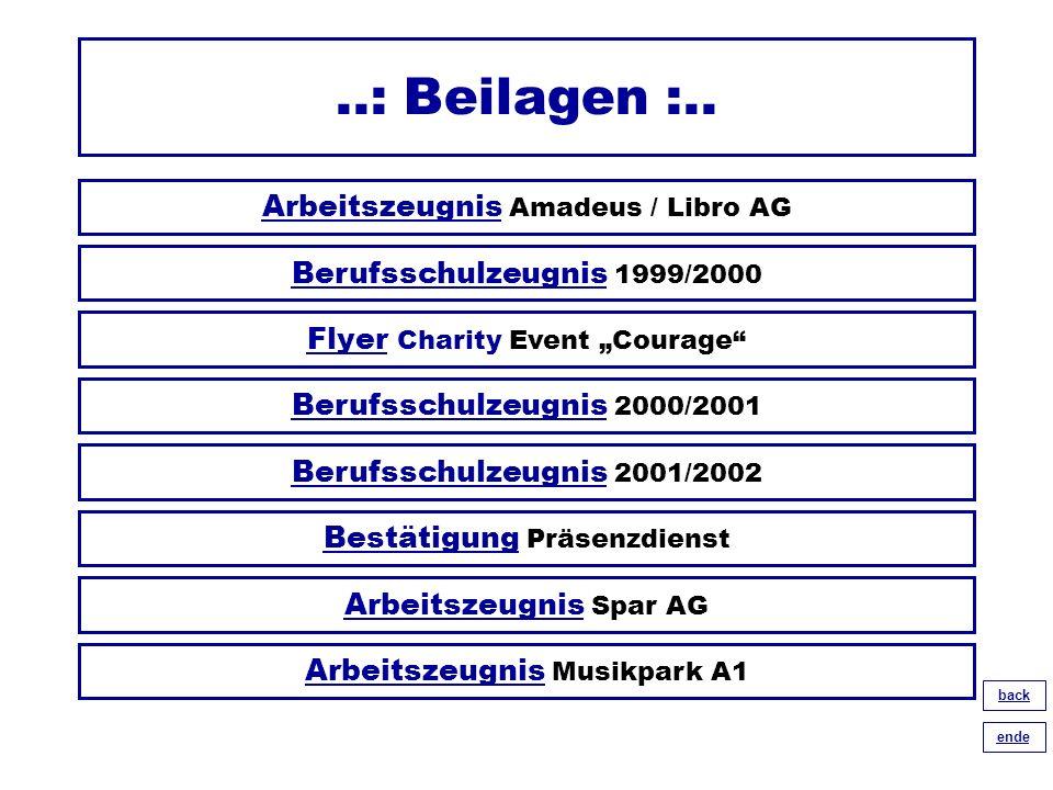 ..: Beilagen :.. Arbeitszeugnis Amadeus / Libro AG