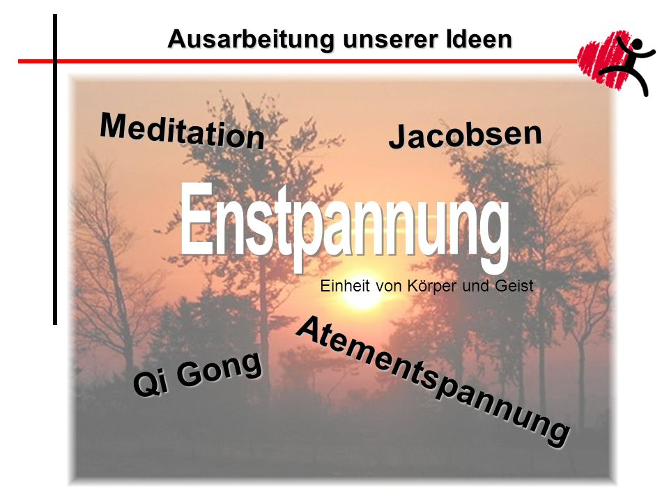 Meditation Jacobsen Enstpannung Atementspannung Qi Gong