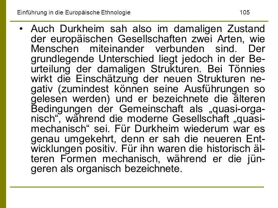 Einführung in die Europäische Ethnologie 105