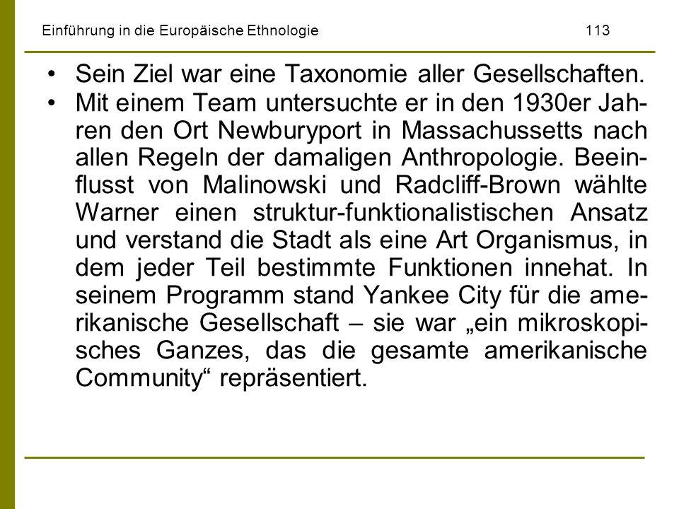Einführung in die Europäische Ethnologie 113