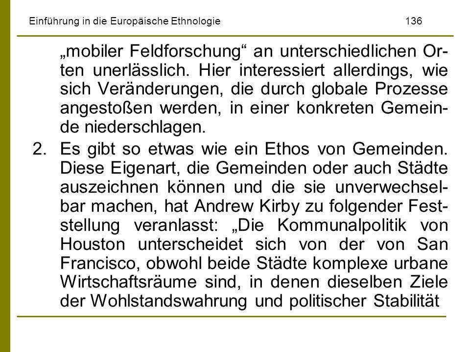 Einführung in die Europäische Ethnologie 136