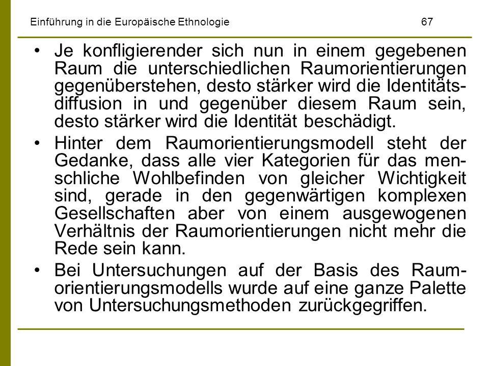 Einführung in die Europäische Ethnologie 67