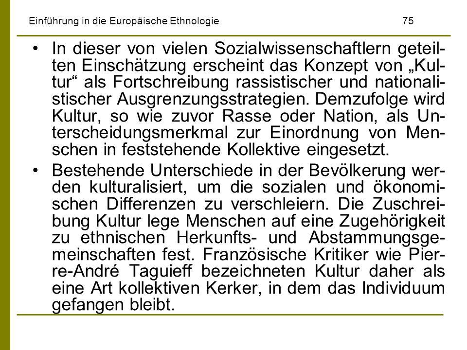 Einführung in die Europäische Ethnologie 75