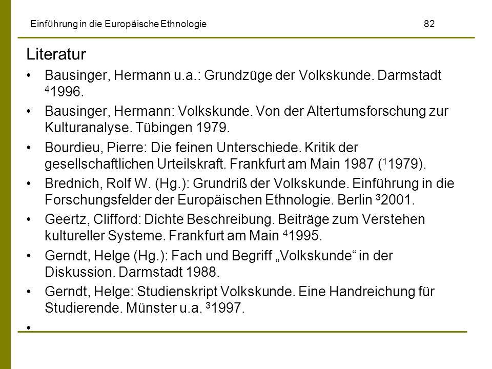Einführung in die Europäische Ethnologie 82