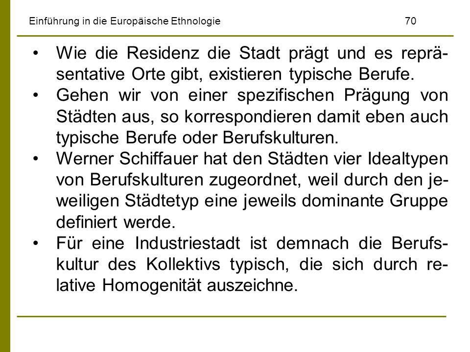 Einführung in die Europäische Ethnologie 70