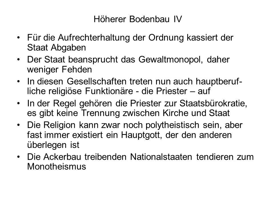 trennung zwischen staat und religion