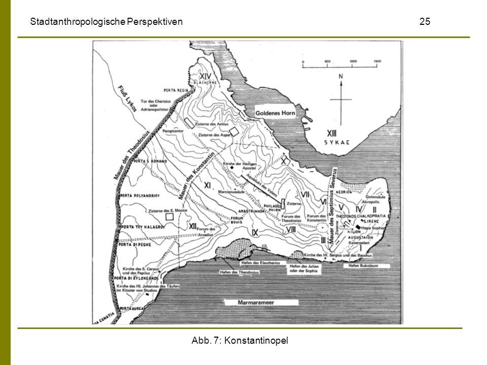 Stadtanthropologische Perspektiven 25