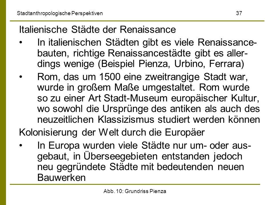 Stadtanthropologische Perspektiven 37