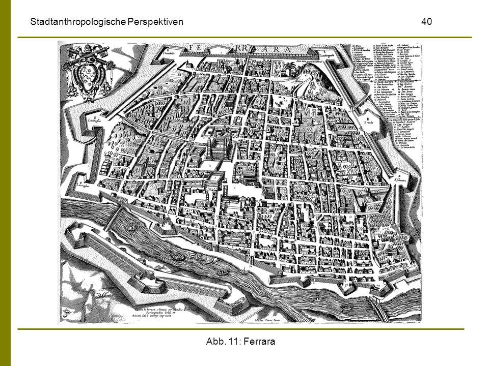 Stadtanthropologische Perspektiven 40