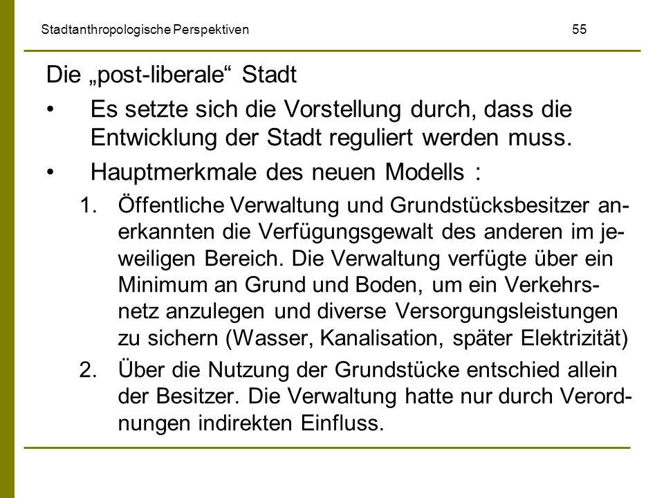 Stadtanthropologische Perspektiven 55