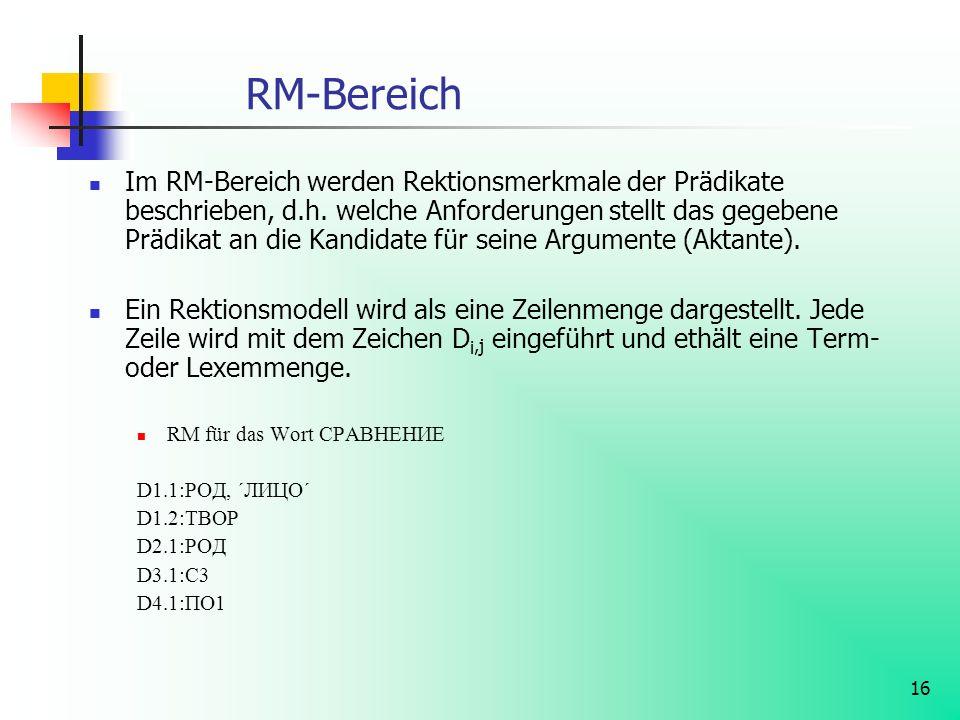 RM-Bereich