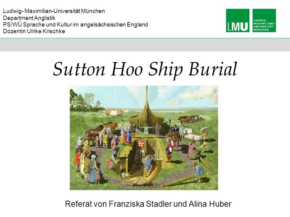 Referat von Franziska Stadler und Alina Huber
