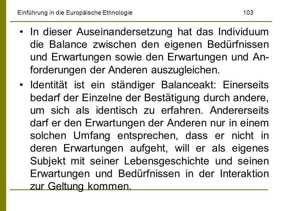 Einführung in die Europäische Ethnologie 103