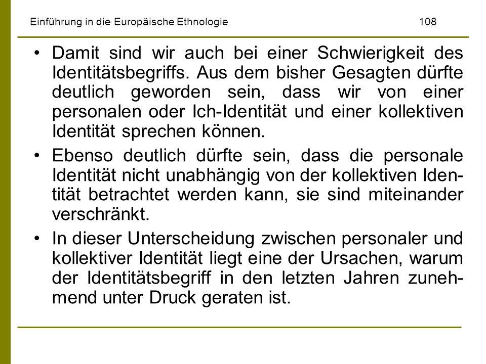 Einführung in die Europäische Ethnologie 108