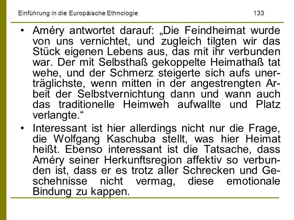 Einführung in die Europäische Ethnologie 133