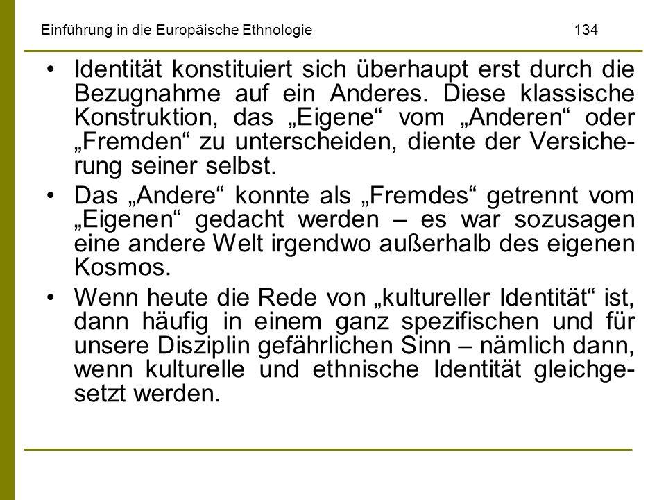 Einführung in die Europäische Ethnologie 134