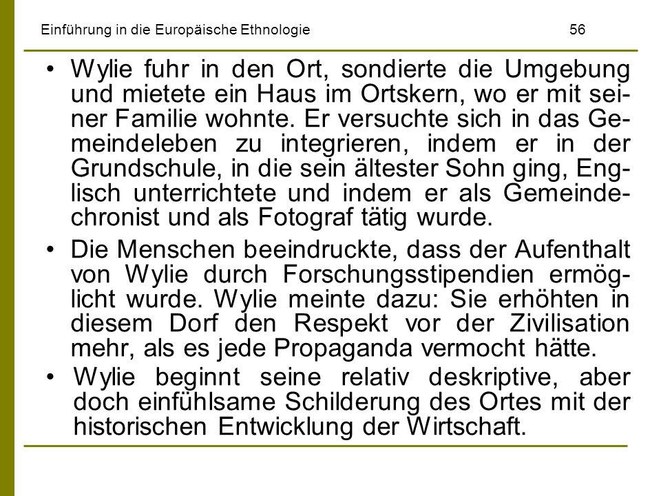 Einführung in die Europäische Ethnologie 56