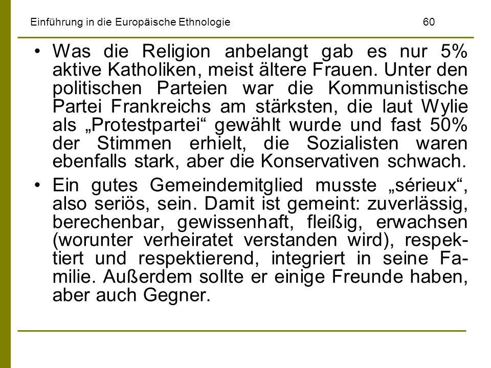 Einführung in die Europäische Ethnologie 60