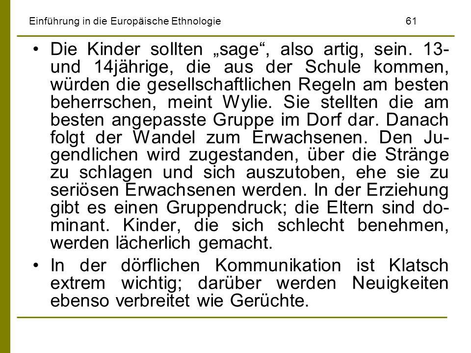 Einführung in die Europäische Ethnologie 61