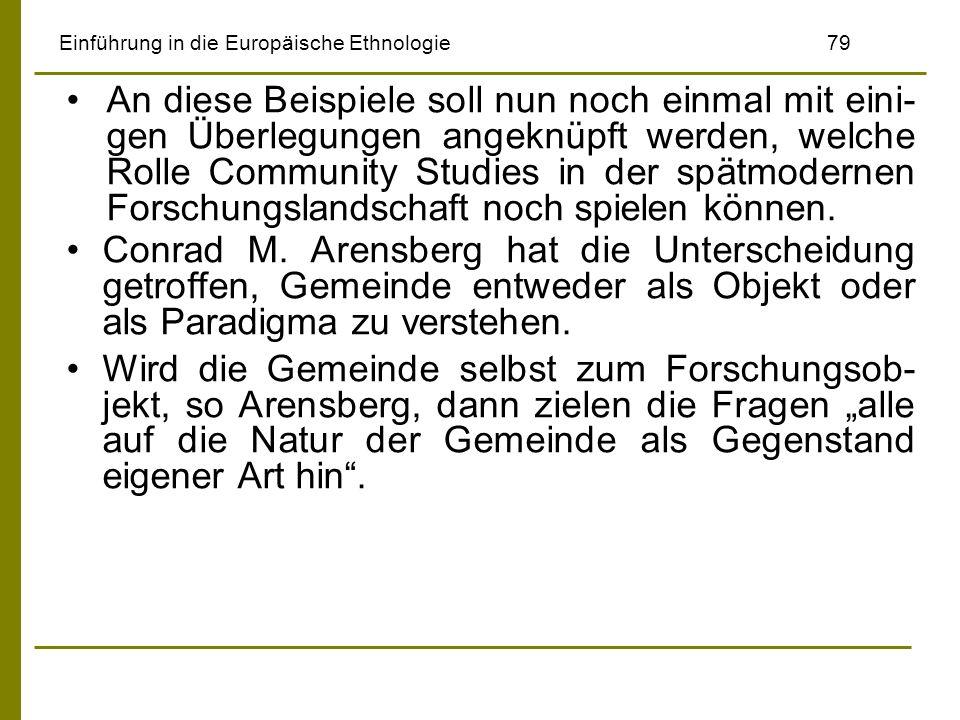 Einführung in die Europäische Ethnologie 79