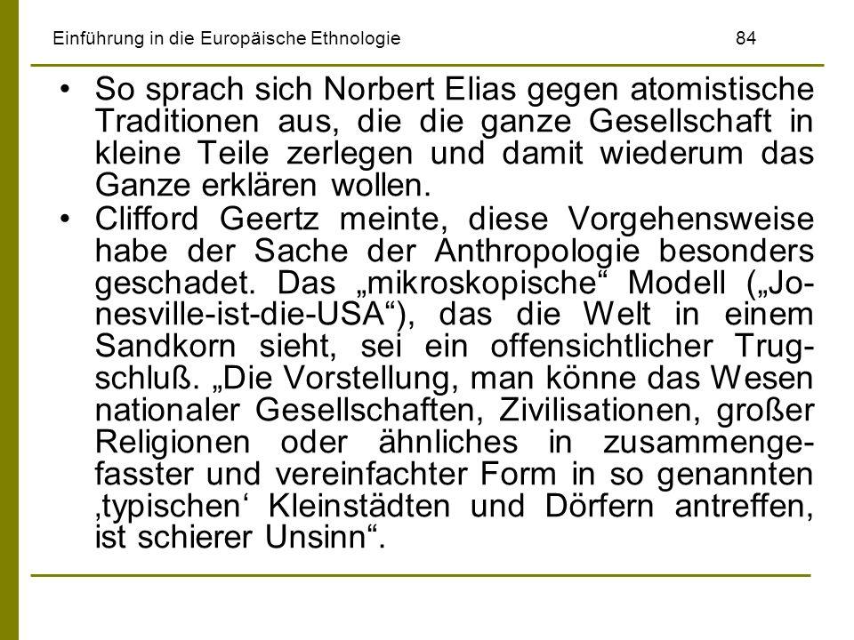 Einführung in die Europäische Ethnologie 84