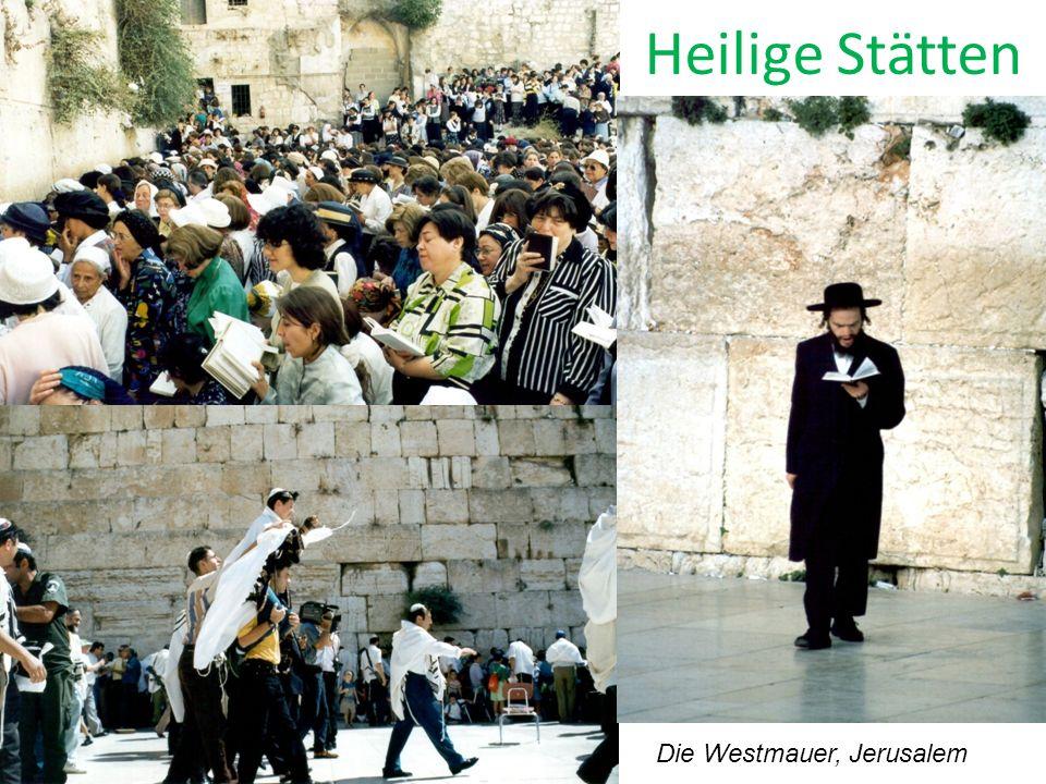 Heilige Stätten vtvrbbrtbrt Die Westmauer, Jerusalem