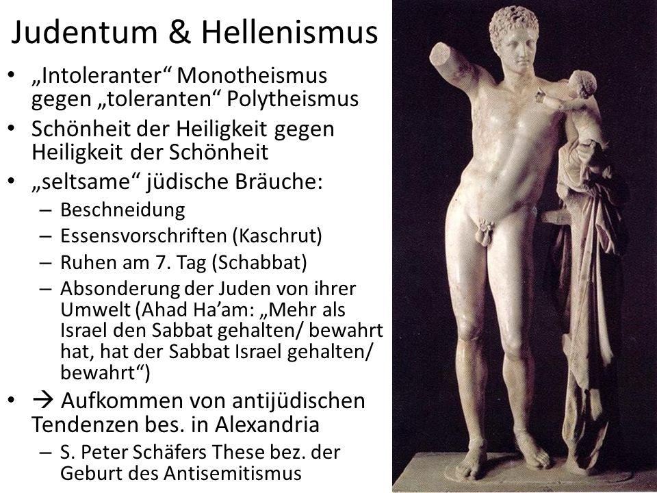 Judentum & Hellenismus