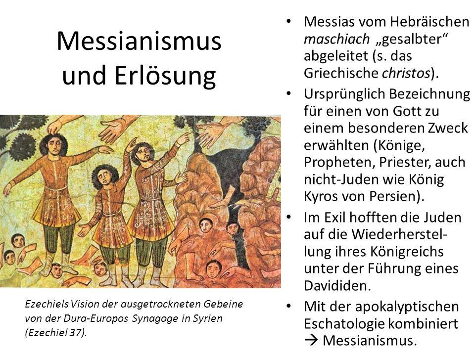 Messianismus und Erlösung