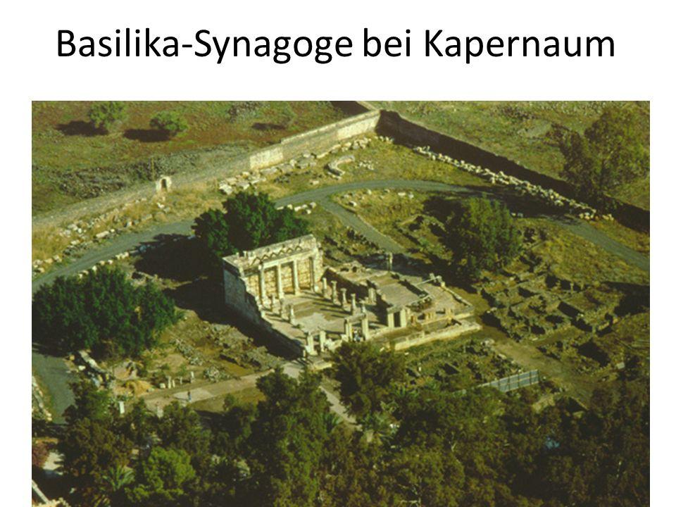 Basilika-Synagoge bei Kapernaum