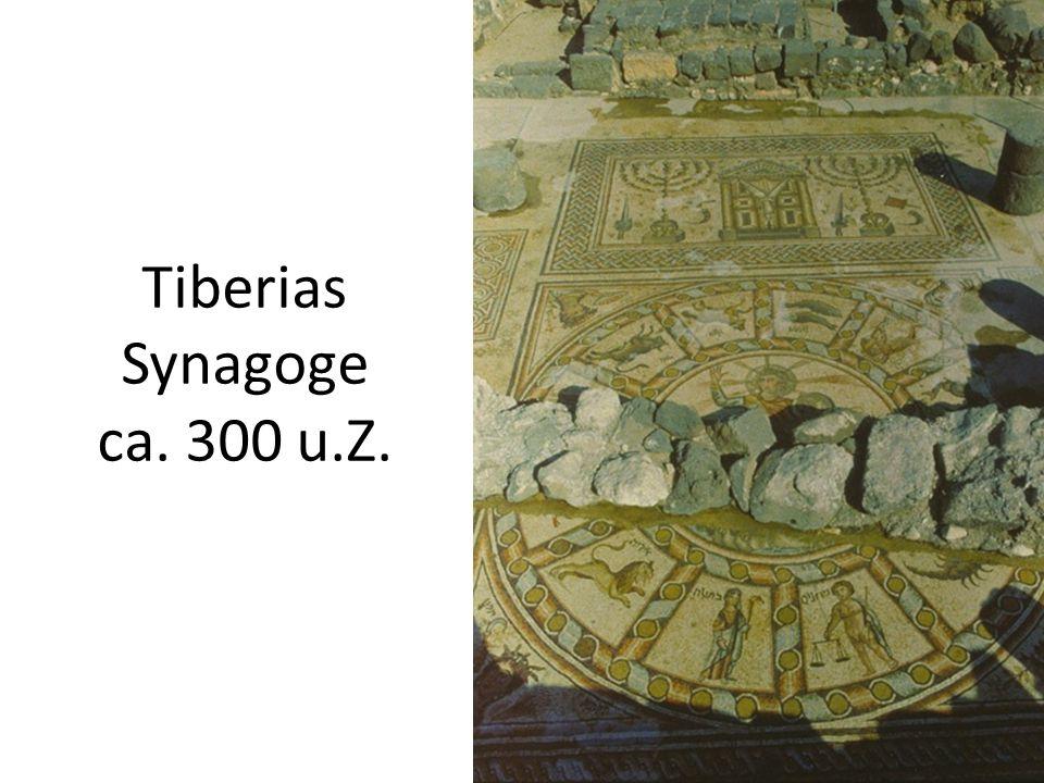 Tiberias Synagoge ca. 300 u.Z.