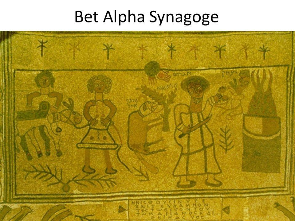 Bet Alpha Synagoge