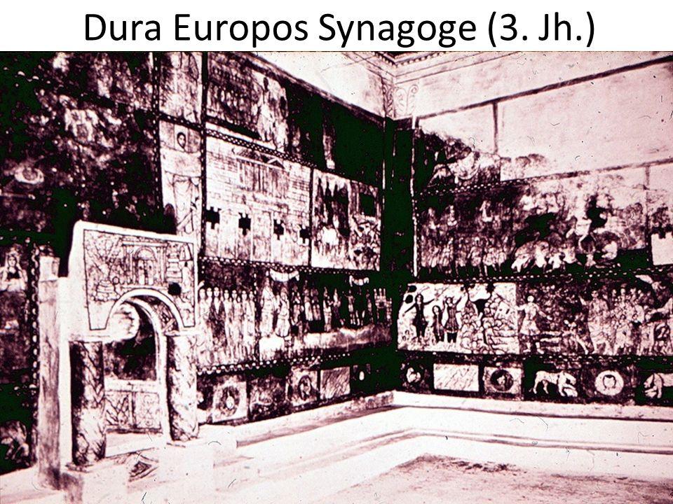 Dura Europos Synagoge (3. Jh.)