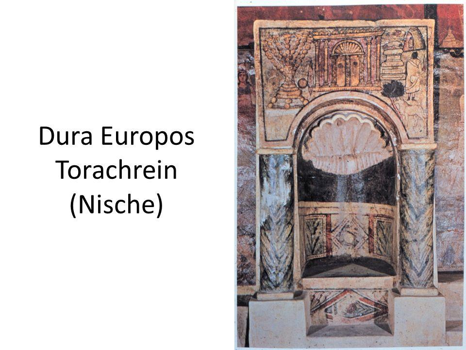 Dura Europos Torachrein (Nische)