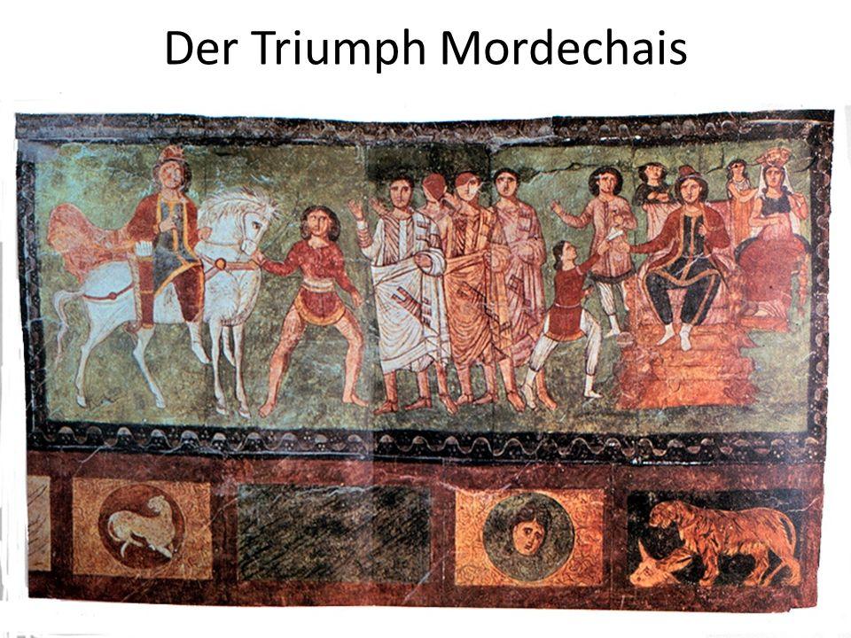 Der Triumph Mordechais