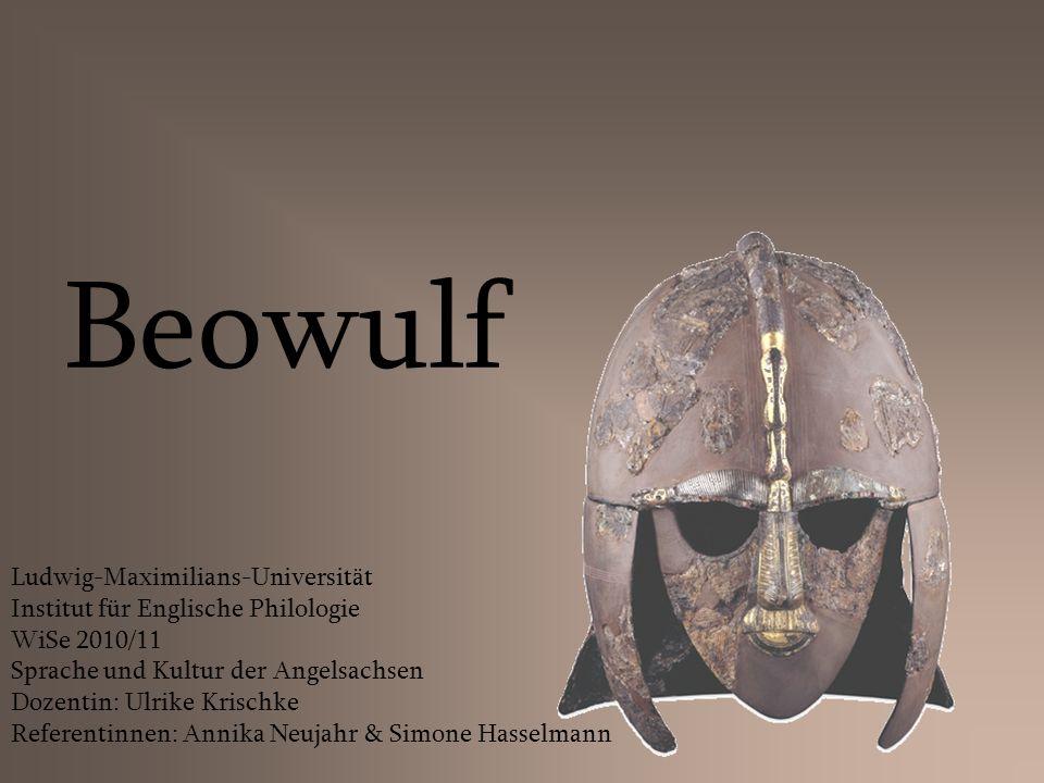 Beowulf Ludwig-Maximilians-Universität
