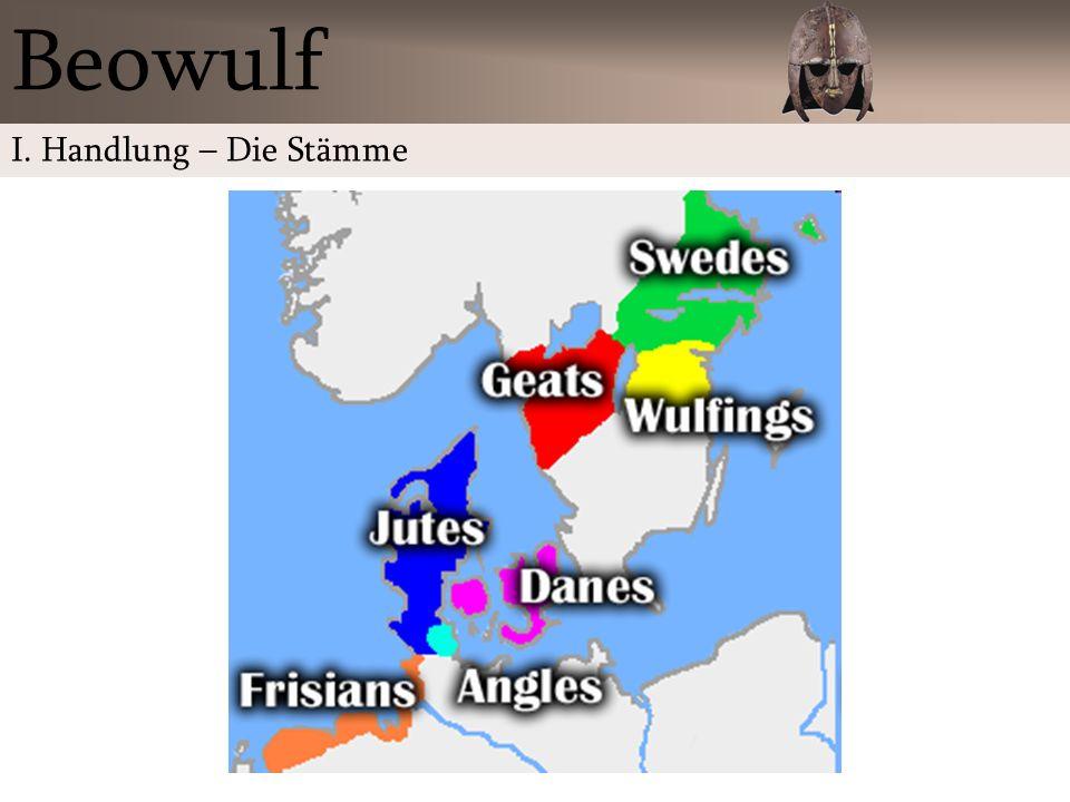 Beowulf I. Handlung – Die Stämme