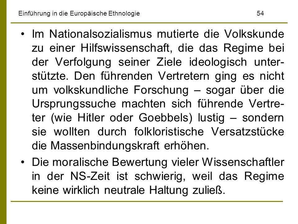 Einführung in die Europäische Ethnologie 54