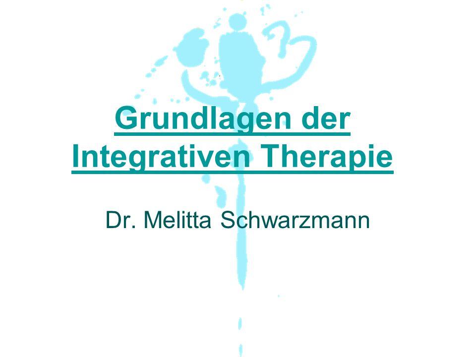 Grundlagen der Integrativen Therapie