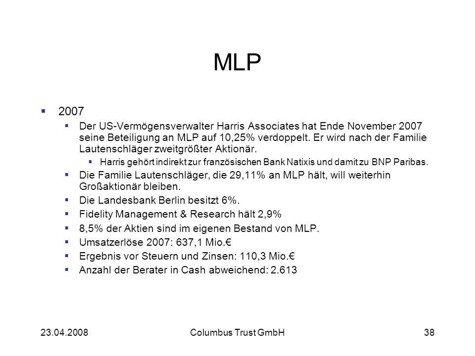 MLP 2007.