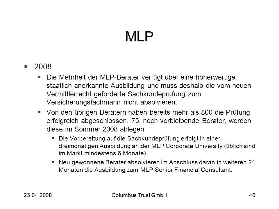 MLP 2008.