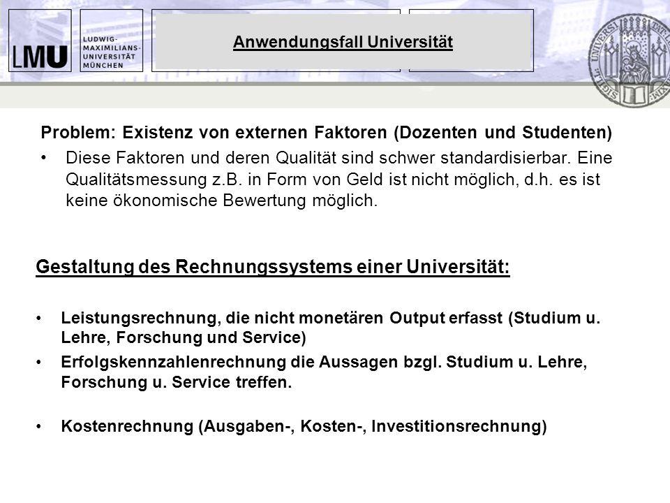 Anwendungsfall Universität