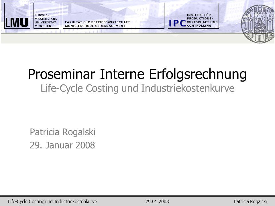 Patricia Rogalski 29. Januar 2008