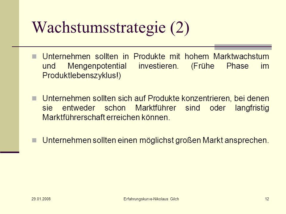 Wachstumsstrategie (2)