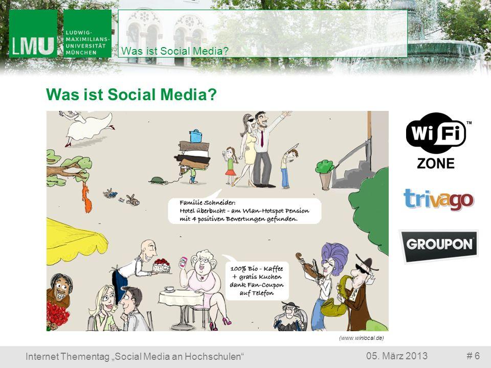 Was ist Social Media Was ist Social Media