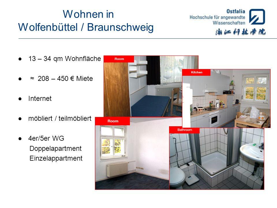 Wohnen in Wolfenbüttel / Braunschweig