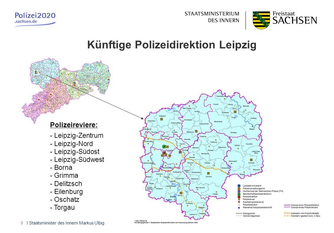 Künftige Polizeidirektion Leipzig